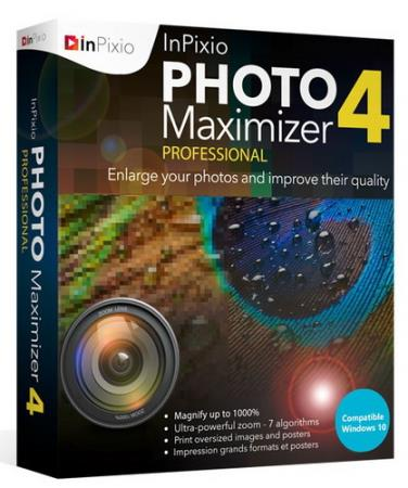 InPixio Photo Maximizer 4.0.6467 Multi/Rus Portable