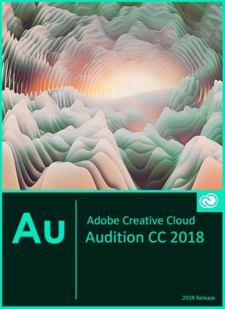 Adobe Audition CC 2018 11.0.0.199 (ML/RUS) Portable