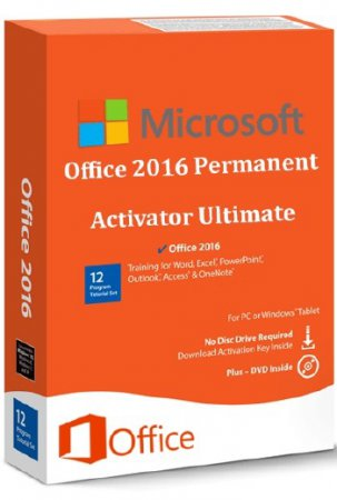 Office 2016 Permanent Activator Ultimate 1.5 ENG