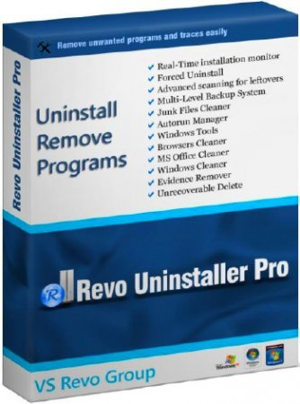 Revo Uninstaller Pro 3.2.0 Final ML/RUS