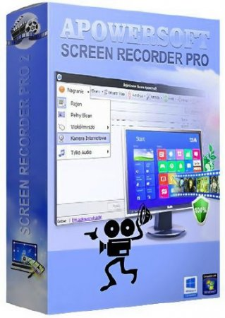 Apowersoft Screen Recorder Pro 2.2.5 (Build 10/16/2017) + Rus