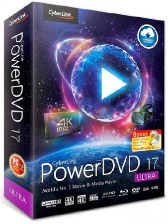 CyberLink PowerDVD Ultra 17.0.2217.62 ML/RUS