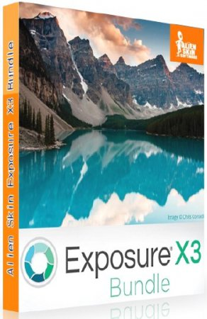 Alien Skin Exposure X3 Bundle 3.0.4.56 Revision 38597 ENG