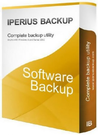 Iperius Backup Full 5.3.1 ML/RUS