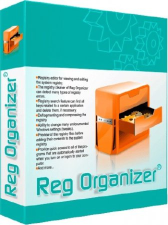 Reg Organizer 8.03 Final Portable ML/RUS