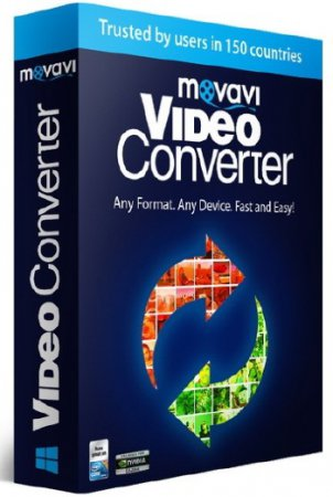 Movavi Video Converter 18.1.0 Premium ML/RUS