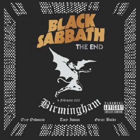 Black Sabbath - The End (Deluxe Edition) (3CD) (2017)