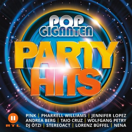 VA - Pop Giganten: Party Hits (2018)