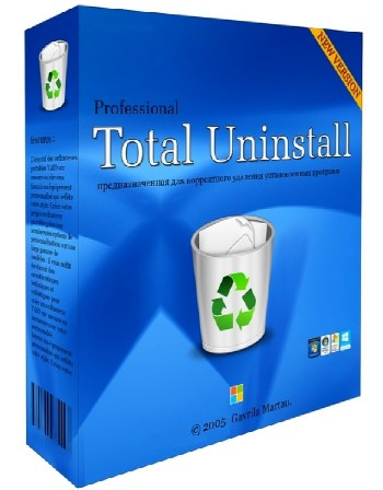Total Uninstall Professional 6.21.1.485 Final ML/RUS