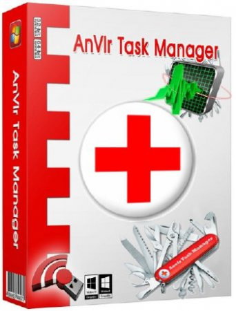 Anvir Task Manager 9.1.4 Final + Portable ML/RUS