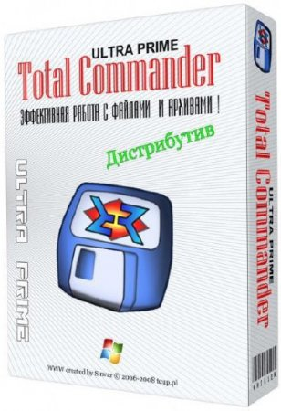 Total Commander Ultima Prime 7.4 Final + Portable ML/RUS