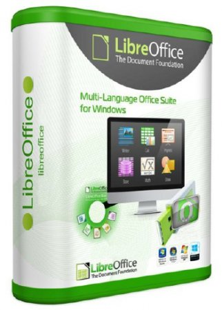 LibreOffice 6.0.0 Stable + Help Pack RUS