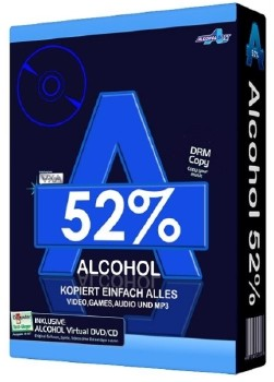 Alcohol 52% 2.0.3 Build 10203 Free Edition Final ML/RUS