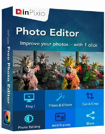 Avanquest InPixio Photo Editor 8.0.0 ENG