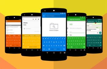 Chrooma Keyboard 1.0 build 20441 Pro (Android)