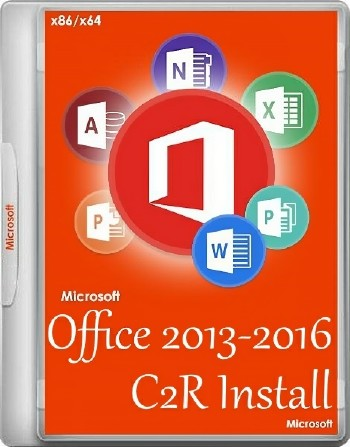 Office 2013-2016 C2R Install 6.0.4 Portable ENG