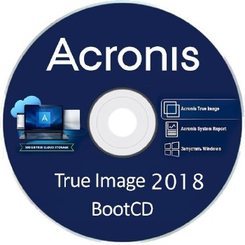 Acronis True Image 2018 Build 11530 Final BootCD ML/RUS