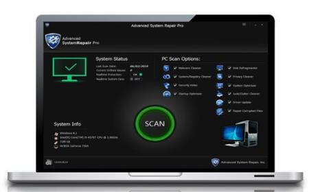 Advanced System Repair Pro 1.7.0.11.18.4.29