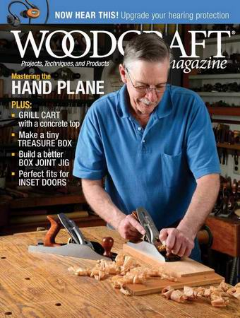 Woodcraft №83 (June-July 2018)