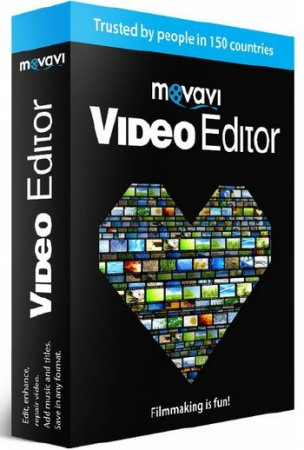 Movavi Video Editor 14.4.1 ML/RUS