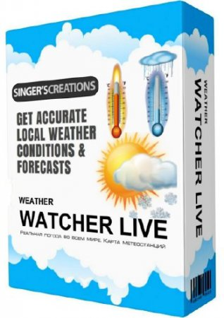 Weather Watcher Live 7.2.121 ENG