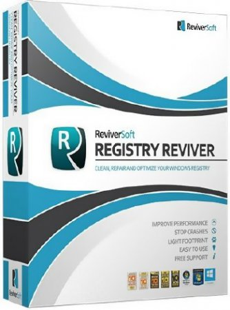 ReviverSoft Registry Reviver 4.19.6.6 ML/RUS