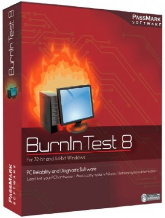 PassMark BurnInTest Pro 9.0 Build 1006 Final (x64) ENG