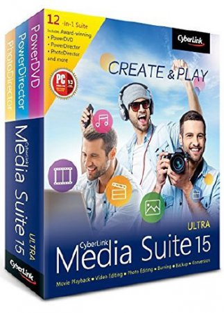CyberLink Media Suite Ultra 15.0.1714.0 ENG