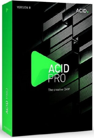 MAGIX ACID Pro 8.0.5 Build 226 ENG