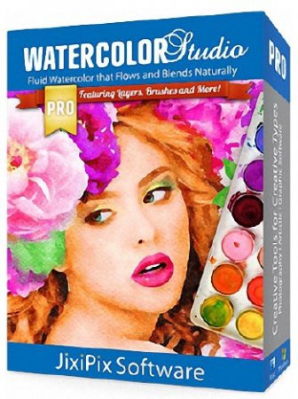 Jixipix Watercolor Studio 1.2.6 ENG