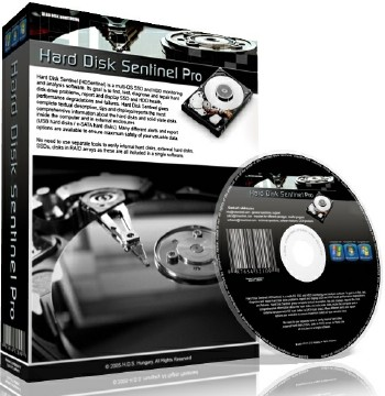 Hard Disk Sentinel Pro 5.20.4 Build 9372 Beta ML/RUS