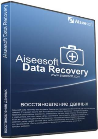 Aiseesoft Data Recovery 1.1.8 + Rus