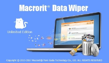 Macrorit Data Wiper 4.3.3 Unlimited Edition + Portable ENG