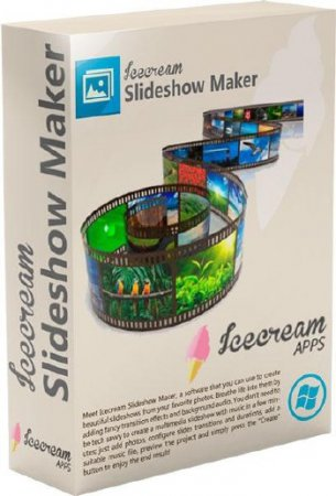 Icecream Slideshow Maker Pro 3.31 ML/RUS