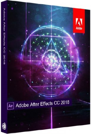 Adobe After Effects CC 2018 15.1.2.69 ML/RUS