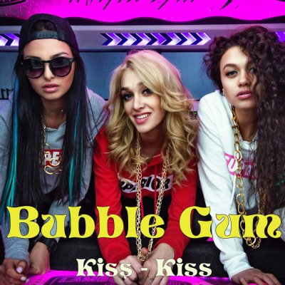Bubble Gum - Kiss-Kiss (2018)
