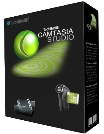 TechSmith Camtasia Studio 2018.0.5 Build 3904 ENG
