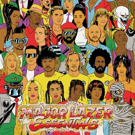 Major Lazer - Major Lazer Essentials (2018)
