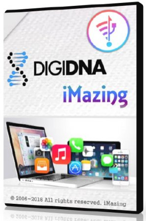 DigiDNA iMazing 2.6.3 ML/RUS
