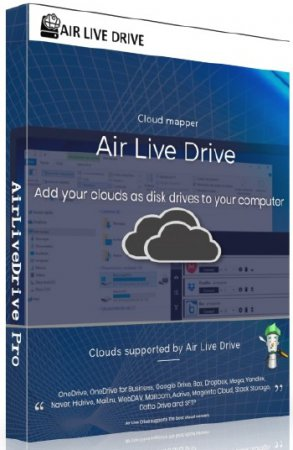 AirLiveDrive Pro 1.1.3 ML/RUS