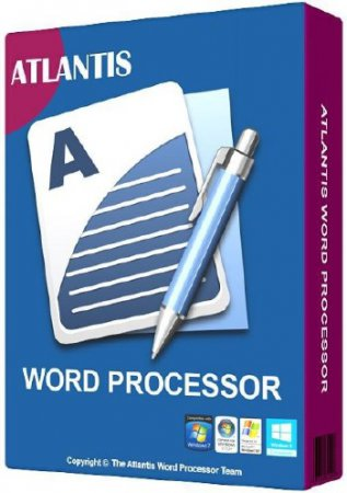 Atlantis Word Processor 3.2.8.0 ENG