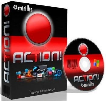 Mirillis Action! 3.6.0.0 Final ML/RUS