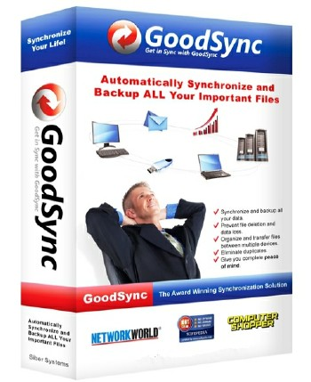 GoodSync Enterprise 10.9.14.7 ML/RUS