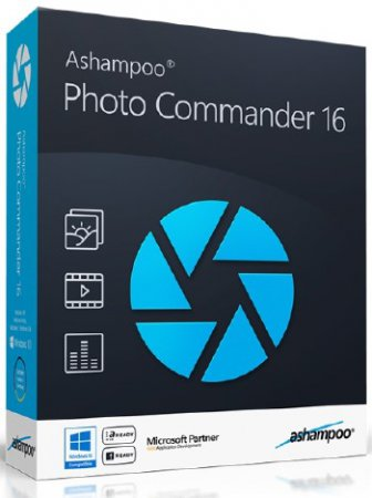 Ashampoo Photo Commander 16.0.5 RePack & Portable by elchupakabra ML/RUS