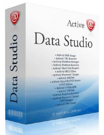 Active Data Studio 14.0.0.4 ENG