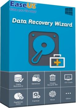 EaseUS Data Recovery Wizard 12.9 WinPE