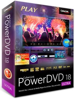 CyberLink PowerDVD Ultra 18.0.2705.62