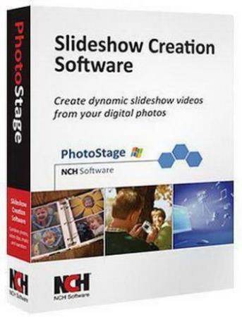 NCH PhotoStage Slideshow Producer Professional 6.08 Rus Portable