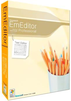 Emurasoft EmEditor Professional 18.9.1 Final + Portable