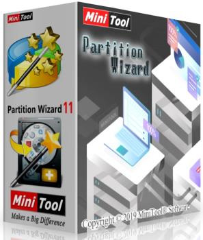 MiniTool Partition Wizard Technician 11.5.0 RePack by KpoJIuK